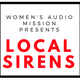 WAM presents Local Sirens - PLUSH, Tanukichan, Rayana Jay, Siri
