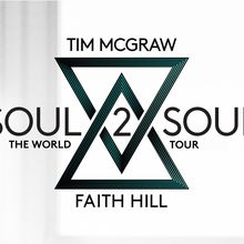 Tim McGraw & Faith Hill Soul2Soul The World Tour 2018