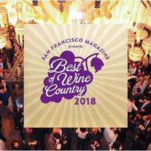 Best of Wine Country Awards 2018