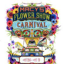 Macy's Flower Show presents Carnival
