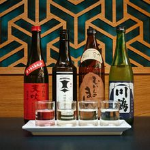 The Periodic Table Sake Class & Food Pairing Event in Emeryville