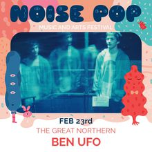 Ben UFO at The Great Northern