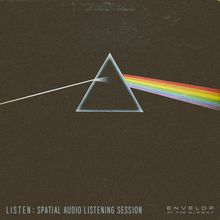The Dark Side Of The Moon in Envelop - LISTEN