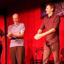 Monday Night Classes with Secret Improv starts March 20
