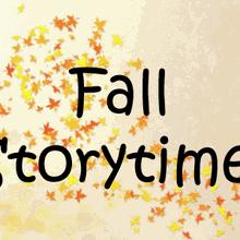 Fall Storytime at Books Inc. Palo Alto