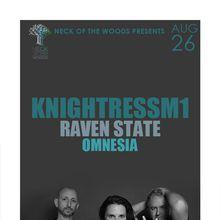KNIGHTRESSM1, Raven State, Omnesia