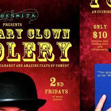 Literary Clown Foolery: Bay to Breakers