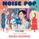Live music: Inara George (of The Bird and The Bee) @ Cafe du Nord