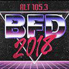 The New ALT 105.3 BFD 2018