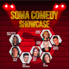 SOMA Comedy Showcase