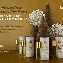 Holiday Gifts at 50% off! La Bouquetiere Warehouse Sale