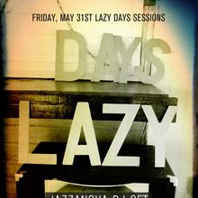 Lazy Days Sessions: Jazzanova, DJ Fred Everything