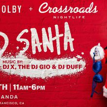 Bad Santa - SantaCon Day Party
