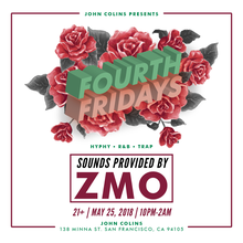 4th Fridays with DJ Z-Mo