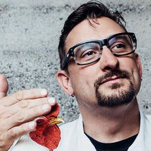 Chef Chris Cosentino: Cooking from the Heart, with Guts
