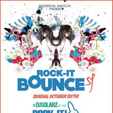 Bounce Sundays ft DJ Solarz