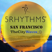 5Rhythms San Francisco Tuesday Waves