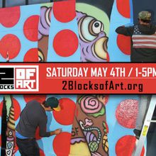 2 Blocks of Art: 6th Street Art Walk & Block Party