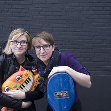 The Doubleclicks at EndGame with Lucia Fasano