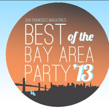 San Francisco magazine's Best of the Bay Area Party