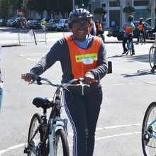 SF Bicycle Coalition Adult Learn to Ride Workshop