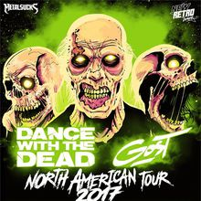 Turbo Drive presents Dance With The Dead & Gost