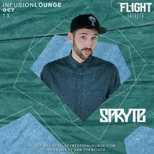 DJ Spryte at #FlightFridays