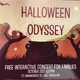 Halloween Odyssey, free family concert