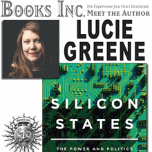 LUCIE GREENE at Books Inc. Mountain View