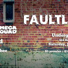 Faultline with Omega Squad and Deckard