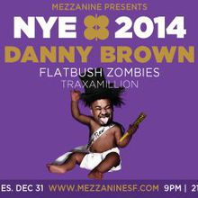 New Year's Eve 2014 feat. DANNY BROWN