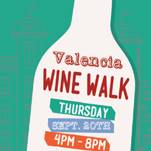 2nd Annual Valencia Street Wine Walk