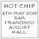 Hot Chip (DJ Set): August Hall One Year Anniversary Party