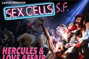SEX CELLS SF Debut! Hercule...
