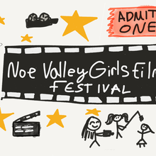 3rd Annual Noe Valley Girls Film Festival
