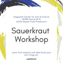 Sauerkraut Workshop