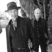 Dave Alvin and Phil Alvin with The Guilty Ones @ GAMH