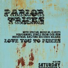 Parlor Tricks record release party