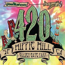 420 Hippie Hill 2018 - What to Expect, Event Map, Street Closures