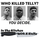 """""""IN THE KITCHEN WITH A KNIFE"""""""