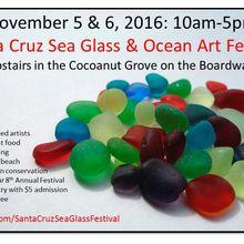 8th Annual Santa Cruz Sea Glass & Ocean Art Festival