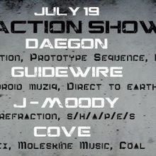 Refraction Showcase: Daegon, Guidewire, J-Moody, Cove