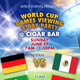 World Cup Games Viewing & Day Party | Sunday June 17