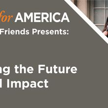 DFAlumni + Friends Presents: Imagining the Future of Social Impact