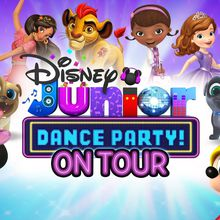Disney Junior Dance Party On Tour Pres. By Pull Ups Training Pants