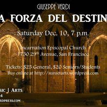 Verdi's La Froza del Destino