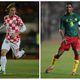 CAMEROON vs. CROATIA 2014 World Cup at Jake's Steaks