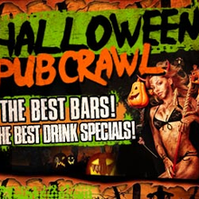 San Francisco Halloween Pub Crawl - 10/31