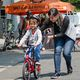 Learn to Ride and Family Biking Fair in Chinatown