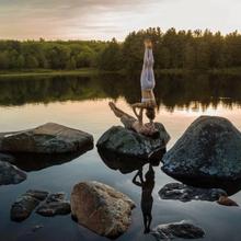 The Yoga of Play: a Yoga, Massage and Acrobatics Playshop